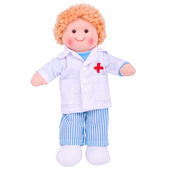 Doctor Tommy 28cm Doll