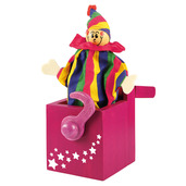 Jack-in-a-Box Pink