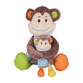 Cheeky Monkey 24cm Soft Plush Toy