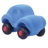 The Micro Rubbabu Car (Blue)