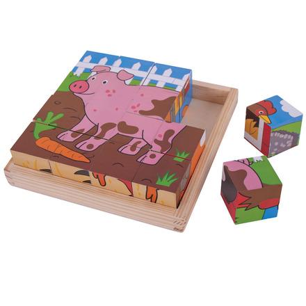 Farm Cube Puzzle picture
