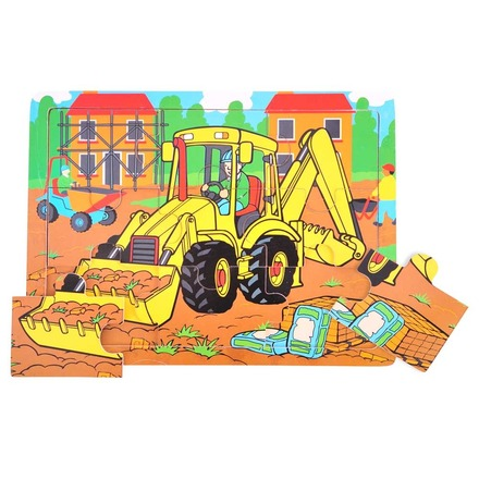 Tray Puzzle Digger picture