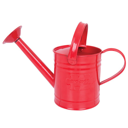 Red Watering Can picture
