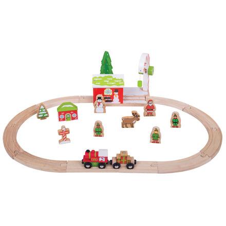 Winter Wonderland Train Set picture