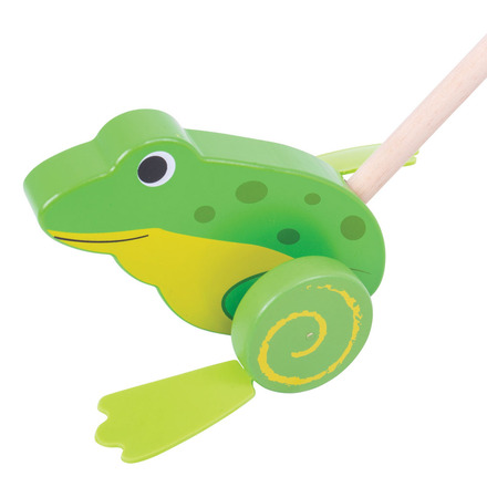 Push Along (Frog) picture