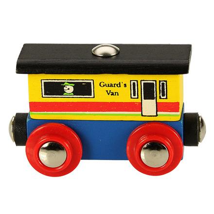Rail Name Guards Van picture