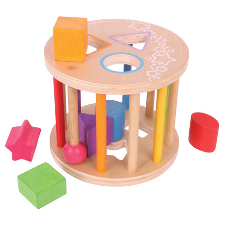 First Rolling Shape Sorter picture