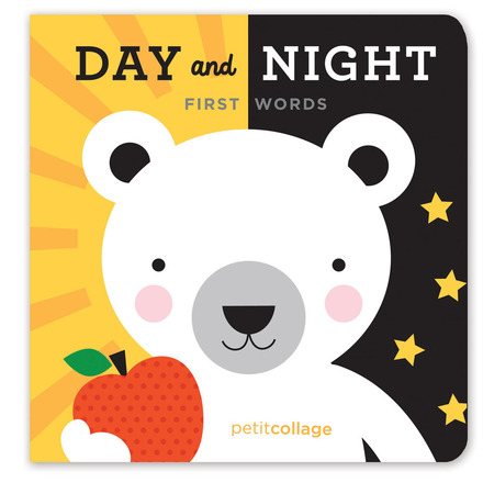 Day and Night First Words Board Book picture