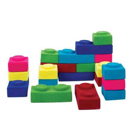 Rubbablox Basix Building Bricks picture