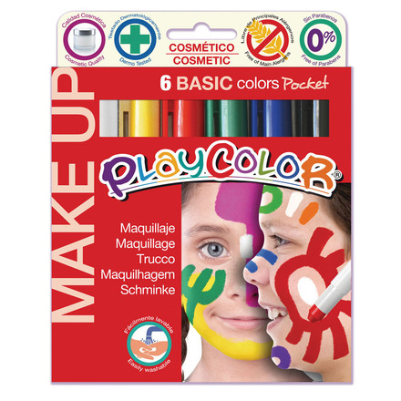 Basic Make Up Pocket 5g (Pack of 6 - Assorted Colours) picture