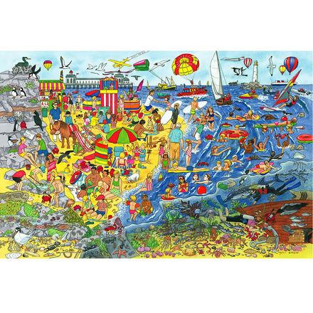 Seaside Floor Puzzle (24 Piece) picture