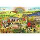 Farm Floor Puzzle (48 Piece)