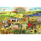 Farm Floor Puzzle (24 Piece)