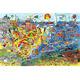Seaside Floor Puzzle (48 Piece)