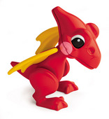 Tolo First Friends Red Pterodactyl