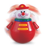 Tolo Roly Poly Chiming Clown