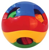 Tolo Stacking Ball Shape Sorter