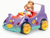 Tolo First Friends Car - Pastel Colors