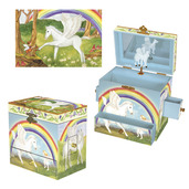 Enchantmints Pegasus Musical Treasure Box