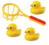 Tolo Mini Bath Duck Set
