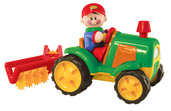 Tolo First Friends Tractor and Cultivator