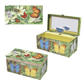 Enchantmints Butterflies Musical Treasure Box