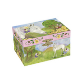 Enchantmints Fairy Horse Musical Treasure Box