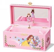 Enchantmints Royal Garden Princess Musical Treasure Box