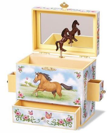 Enchantmints Wild and Free Musical Treasure Box picture