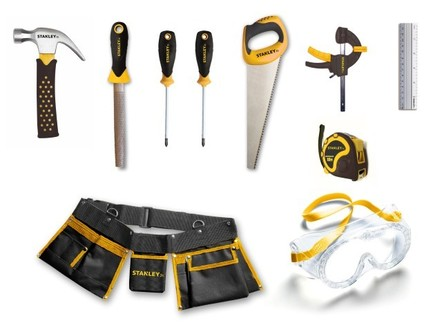 STANLEY® Jr. 10-Piece Toolset picture