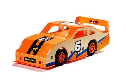 STANLEY® Jr. Race Car Kit picture