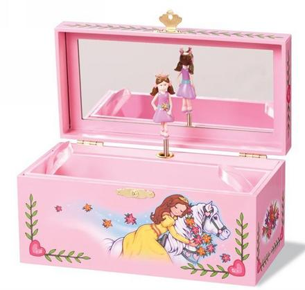 Enchantmints Royal Garden Princess Musical Treasure Box picture