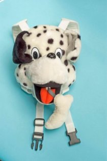 Safe-2-Go Children's Safety Harness Dog with Bone picture