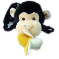 Safe-2-Go Children's Safety Harness Monkey with Banana picture