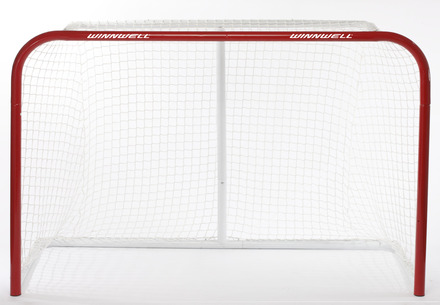 """HOCKEY NET 72"""" W/ 1.5/1.125"""" POSTS picture"""