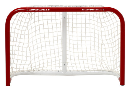 "HOCKEY NET HEAVY-DUTY 36"" W/ 1.5"" POSTS picture"