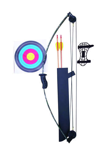 Puma 15lb Compound Youth Archery Set picture