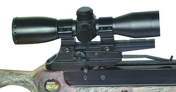 4 X 32 Multi Range Crossbow Scope picture