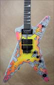 USA Dimebag Concrete Sledge ML Guitar Prototype