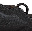 Hard Case Tooled Leather Look Black additional picture 1