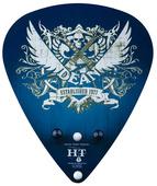 Guitar Hanger Pick - Blue
