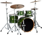 Paladin Maple Player, Satin Zombie Green