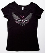 Dean Ladies Bella Tee