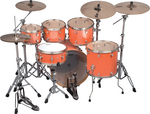 Paladin Maple High Boy, Vintage Coral Sparkle