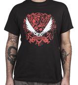 Dean Red Logo Tee