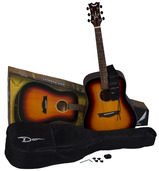 AXS Prodigy Acoustic Pack Tobacco Snbrst