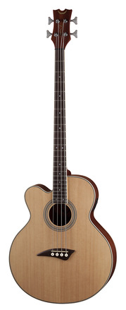 Acoustic/Electric Bass CAW Lefty - SN picture