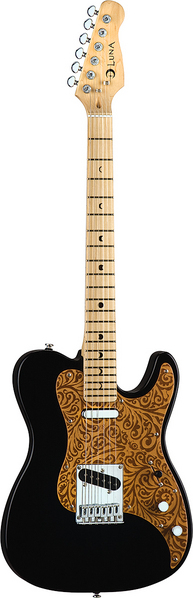 TLE Electric w/ Henna Pickguard - Black picture