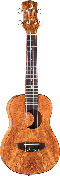 Uke Exotic Concert Spalt Maple picture