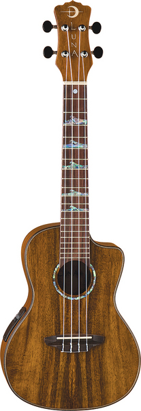 Ukulele Concert KOA High-Tide w/preamp picture